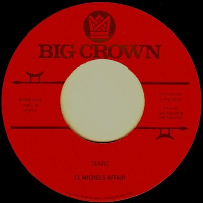 Big Crown Records El Michels Affair Return To The 37th Chamber Wu Tang Tearz Verbal Intercourse BC008