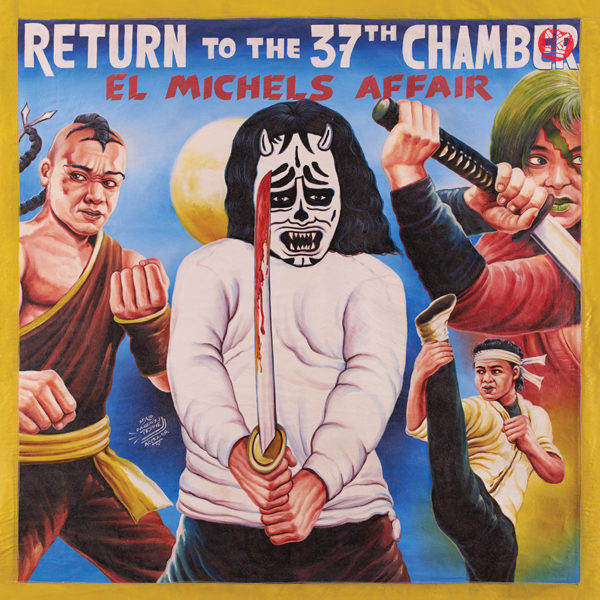El Michels Affair Return To The 37th Chamber Big Crown Records Brooklyn Leon Michels