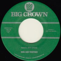 kool & together nassau beat sitting on a red hot stove big crown records