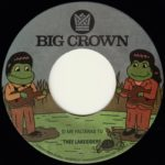 Thee Lakesiders Si Me Faltaras Tu b/w Parachute Re-press big crown records
