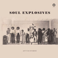 Soul Explosives Ain't No Sunshine b/w Tryin To Get Down BC031-45 Big Crown Records