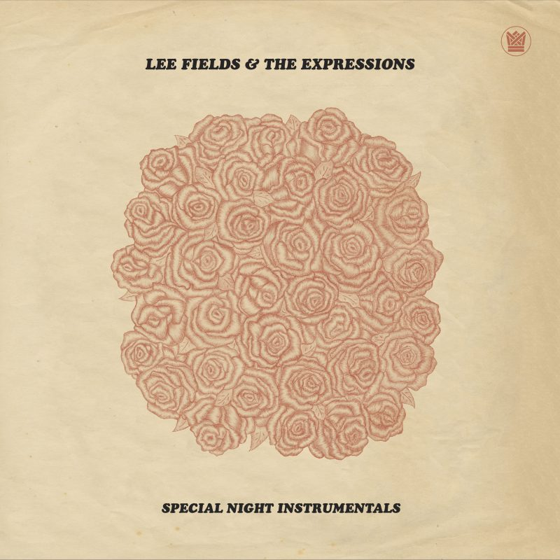 Big Crown Records Lee Fields & The Expressions Special Night Instrumentals