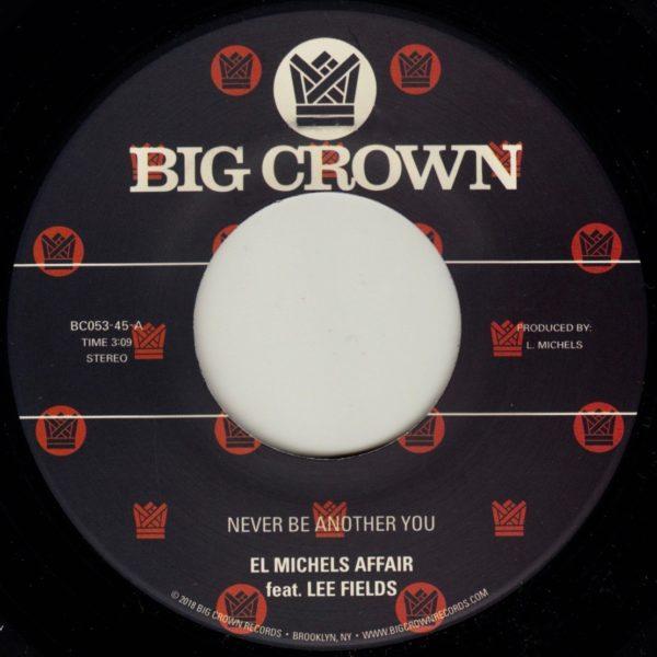 el michels affair lee fields never be another you regge remix big crown