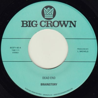 brainstory dead end mnemophobia big crown records