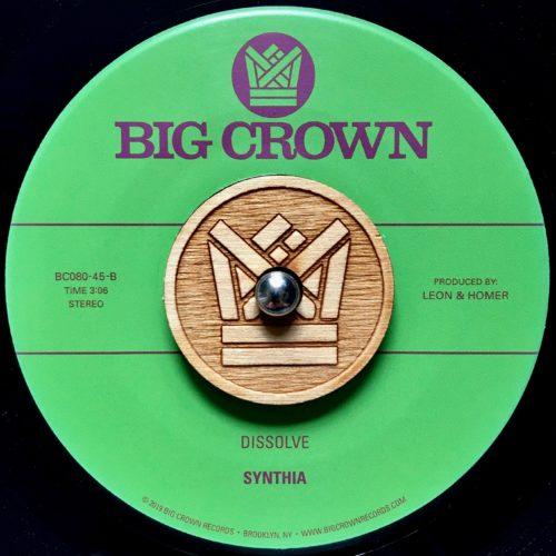 synthia dissolve big crown records
