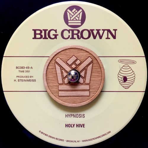 holy hive hypnosis big crown records
