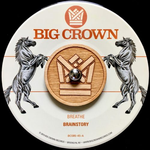 brainstory breathe sorry big crown records