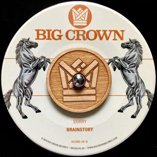 braindstory sorry big crown records