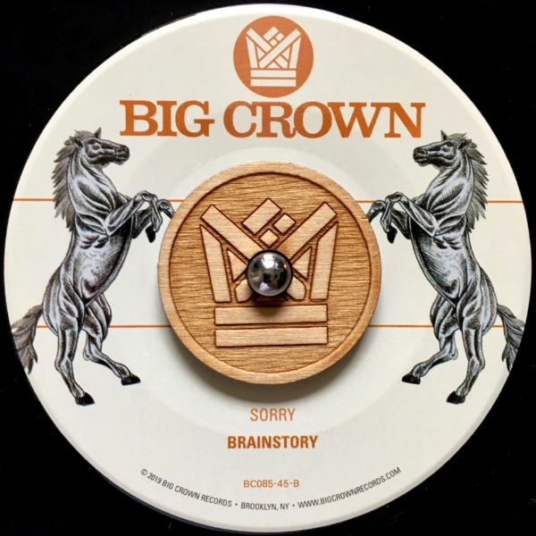 braindstory sorry big crown records