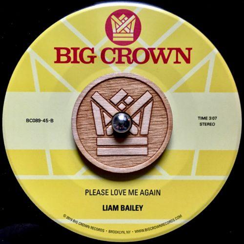 liam bailey please love me again big crown records