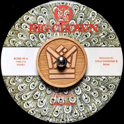 bobby oroza strange girl big crown records