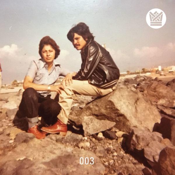 BIG CROWN RECORDS PODCAST 003 EL OMS LA Juventud