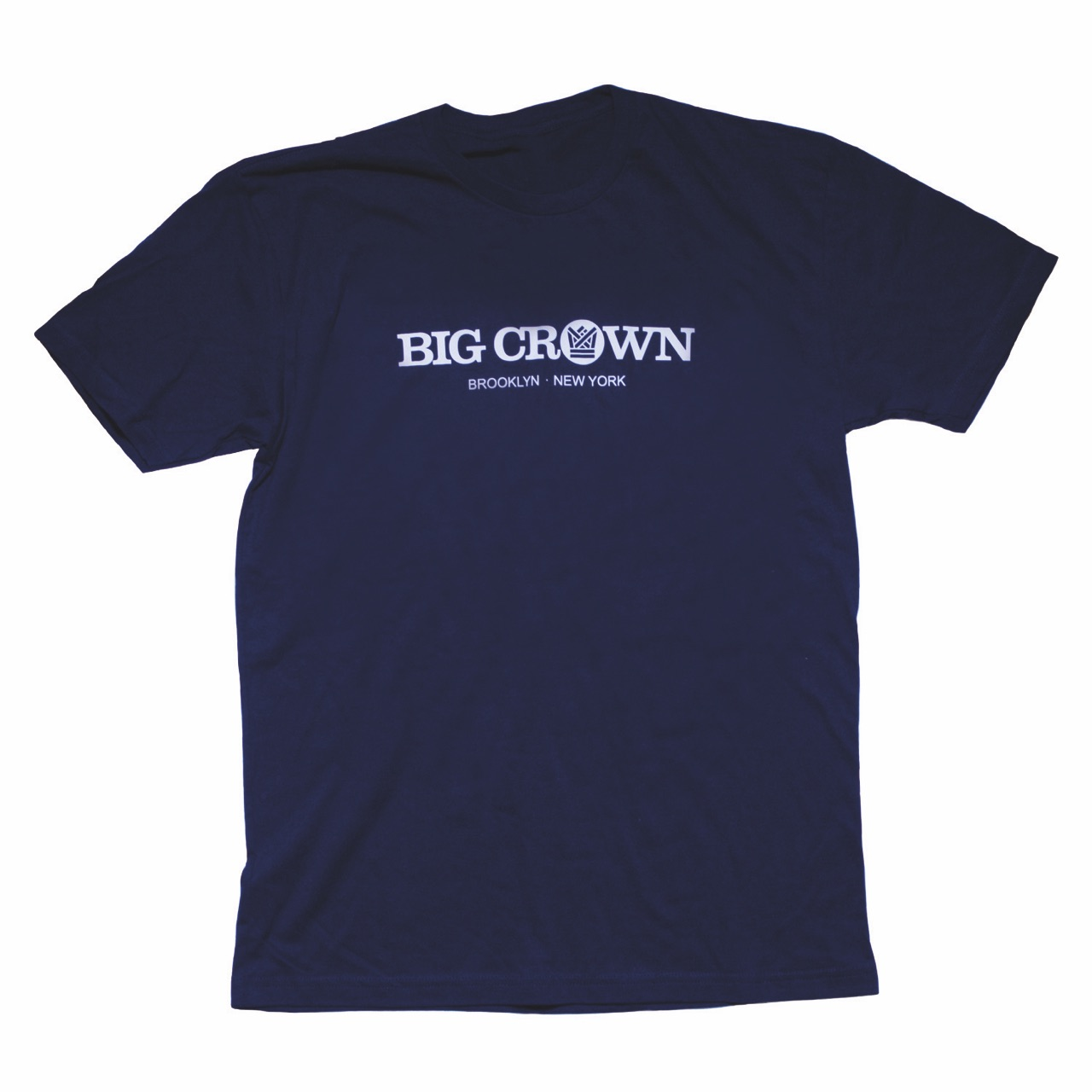 big crown logo tee shirt