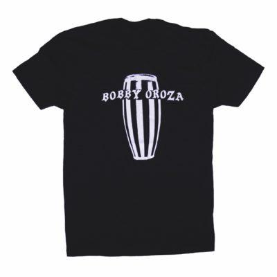 bobby oroza tee shirt big crown records