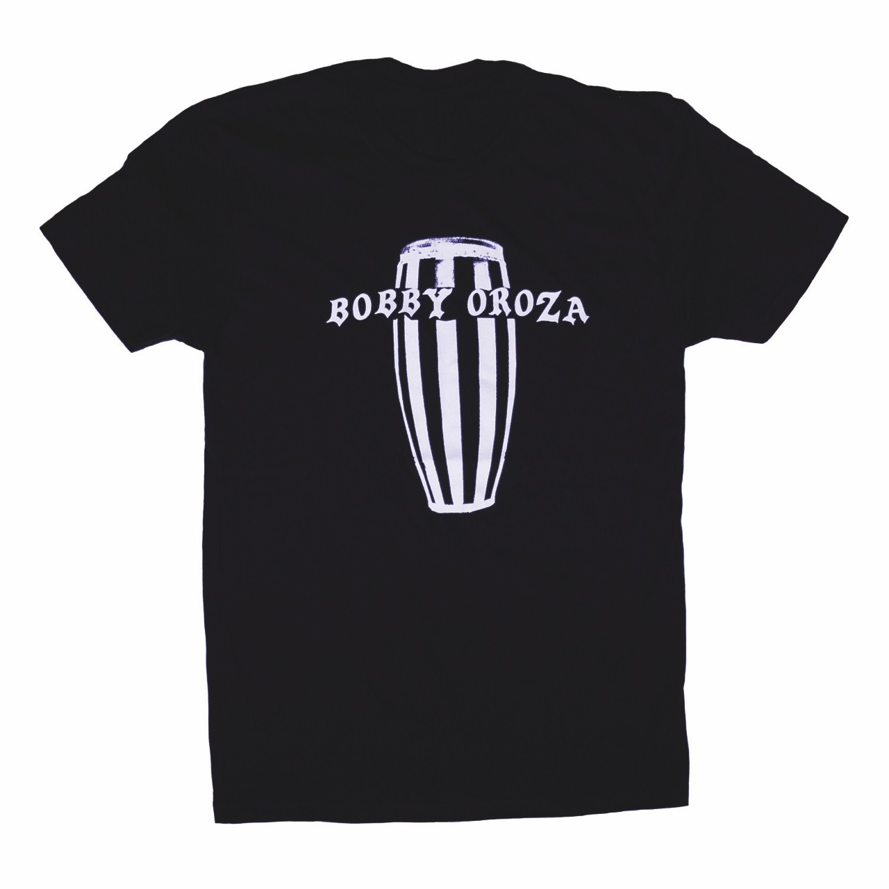 bobby oroza tee shirt big crown records