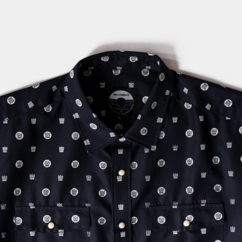 big crown wilson willy's cut and sew shirt