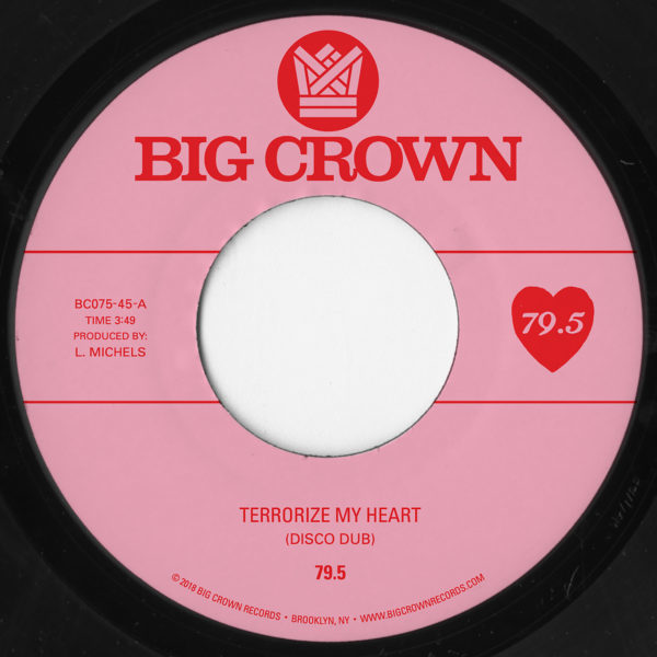79.5 terrorize my heart big crown records