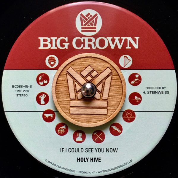 Holy hive if I could see you now big crown records