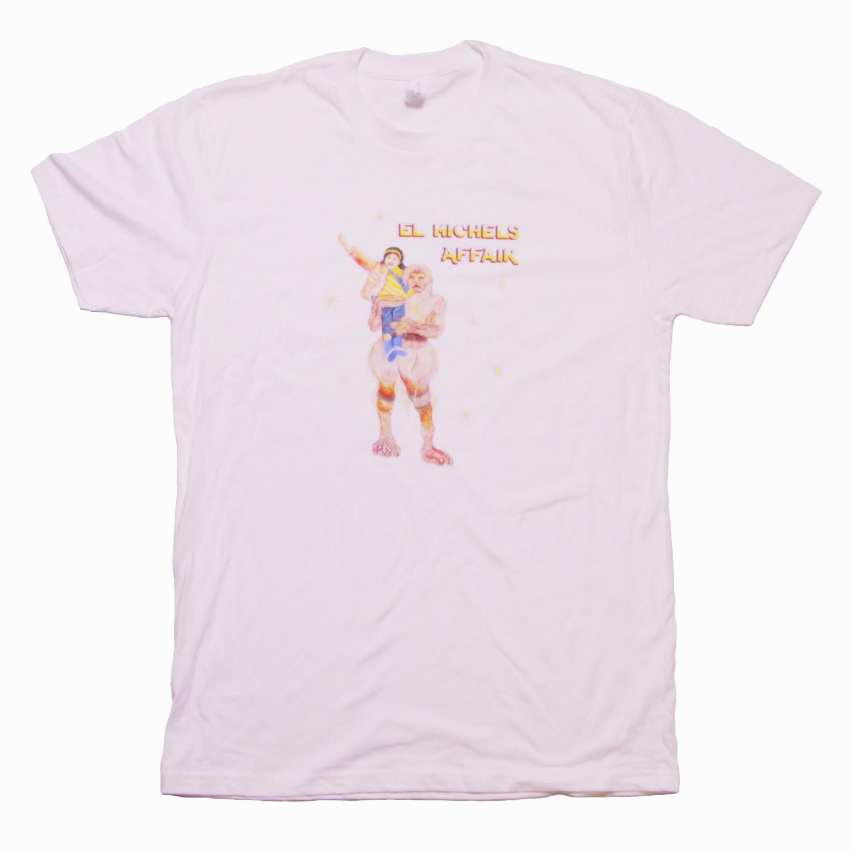 el michels affair yet tee shirt big crown records