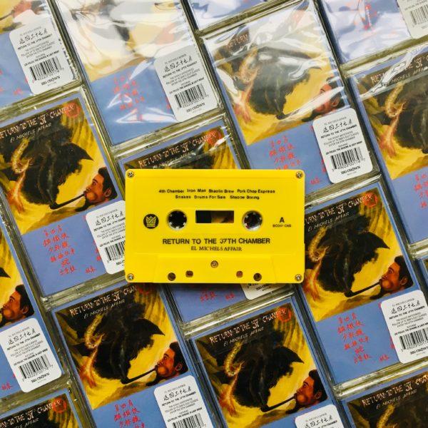 El Michels Affair 37th Chamber Cassette Big Crown Records
