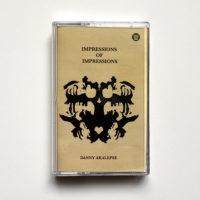 Big Crown Records Danny Akalepse Impressions Cassette Tape