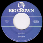 Lady Wray Do It Again 45 Big Crown Records BC009-45 Leon Michels Brenneck