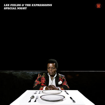 "Lee Fields ""Special Night"" Album Cover on Big Crown Records"