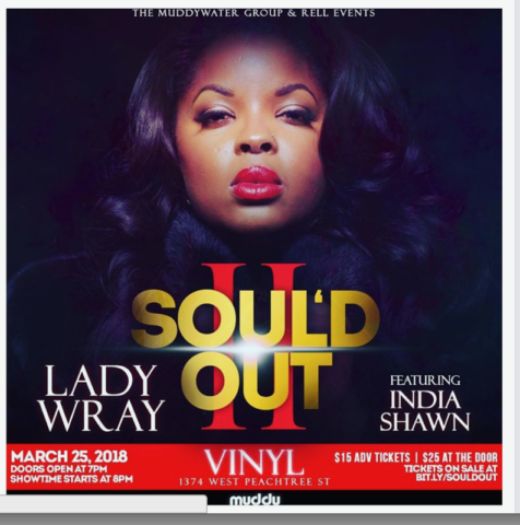 Lady Wray Soul'd Out Big Crown Records