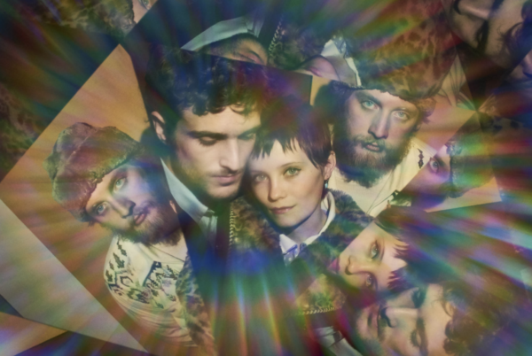 The Shacks Premiere The Energetic 'Follow Me' : NPR Big Crown Records