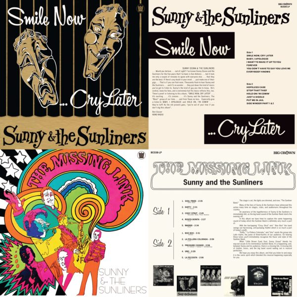 sunny and the sunliners black friday record store day missing link smile now cry later