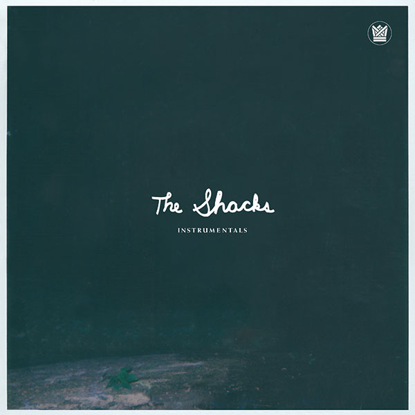 The Shacks Instrumentals EP Cover