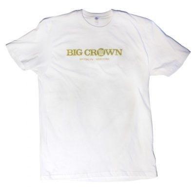 BIG CROWN RECORDS LOGO T-SHIRT