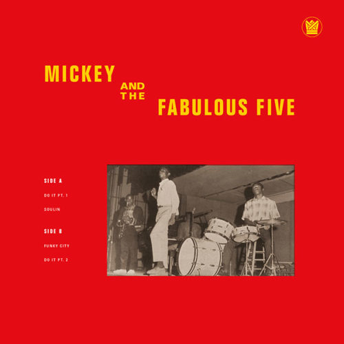Mickey And The Fabulous Five Instrumentals 1967 BC006-10