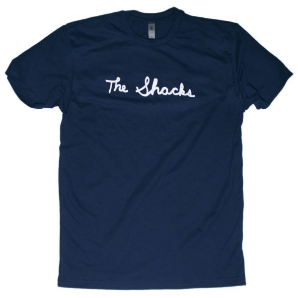 Big Crown Records The Shacks Tee Shirt
