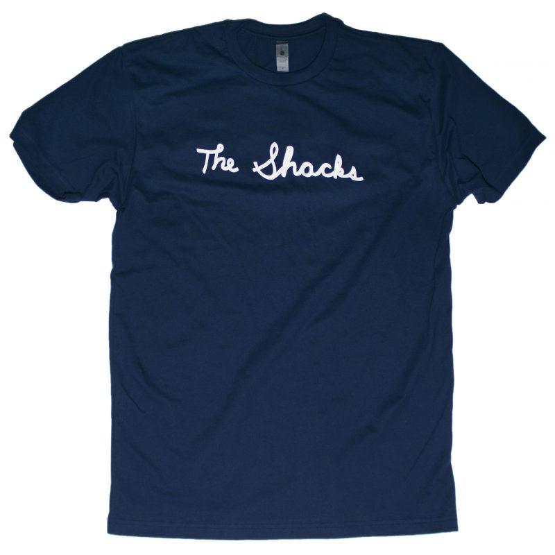 Big Crown Records The Shacks Tee Shirt
